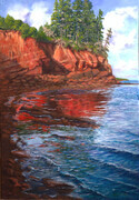Dreams of Red Cliffs