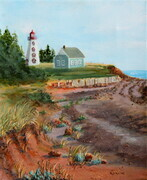 Panmure Island Light House-Sold