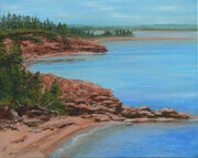View from Cape Bear-Sold