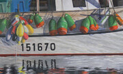 The Herring Boat Buoys-Sold